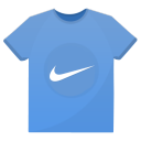 128x128px size png icon of Nike Shirt 16