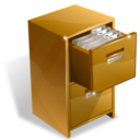 128x128px size png icon of Cabinet