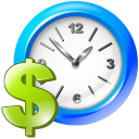 128x128px size png icon of Credit