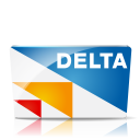 128x128px size png icon of Delta