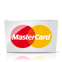 128x128px size png icon of Mastercard