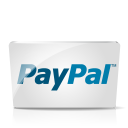 128x128px size png icon of Paypal
