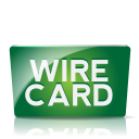 128x128px size png icon of Wire card