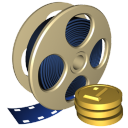 128x128px size png icon of Movie industry