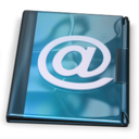 128x128px size png icon of Emails Folder