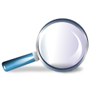 128x128px size png icon of Zoom