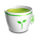 128x128px size png icon of cup of tea