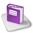 Color MS OneNote Icon
