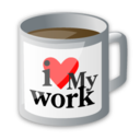 128x128px size png icon of Cup of coffe