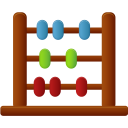 128x128px size png icon of Abacus