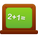 128x128px size png icon of Blackboard