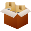 128x128px size png icon of Packing
