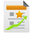 128x128px size png icon of Rank History