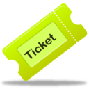 Ticket 1 Icon