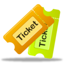 Tickets Icon