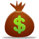 128x128px size png icon of Budget