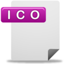 128x128px size png icon of ICO
