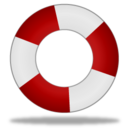 128x128px size png icon of Help desk