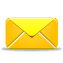 128x128px size png icon of New message
