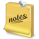 128x128px size png icon of task notes