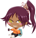 Bleach Chibi Nr  10 Yoruichi by rukichen Icon