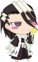Bleach Chibi Nr  4 Byakuya by rukichen Icon