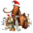 128x128px size png icon of Ice Age Christmas