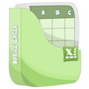 128x128px size png icon of Excel