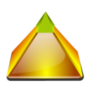128x128px size png icon of Pyramid