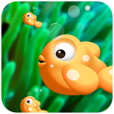 128x128px size png icon of Fish 2