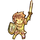 128x128px size png icon of Hero