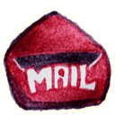 128x128px size png icon of Mail 3