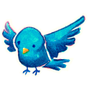 128x128px size png icon of Birdie