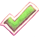 128x128px size png icon of Finished