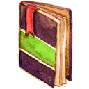 128x128px size png icon of Notebook