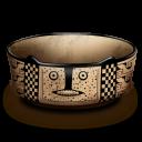 128x128px size png icon of Diaguita Ceramic Bowl 4