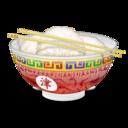 128x128px size png icon of Bol de riz plein 2