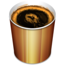 128x128px size png icon of Coffee