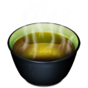128x128px size png icon of Cup tea hot