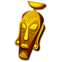 128x128px size png icon of Mask 01