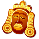 128x128px size png icon of Mask 03