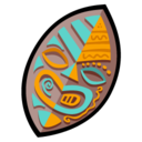 Tiki Shield Icon