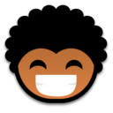 128x128px size png icon of laugh 512x512