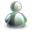 128x128px size png icon of offline