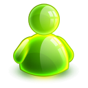 128x128px size png icon of online