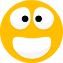 128x128px size png icon of Smiley 1