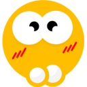 128x128px size png icon of Smiley 4