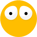 128x128px size png icon of Smiley 7