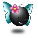 128x128px size png icon of Sleep Smile