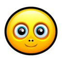 128x128px size png icon of Smiley